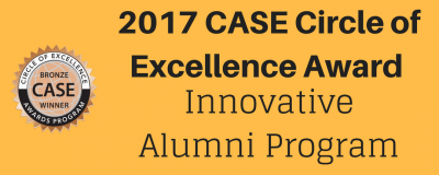 2017 CASE Circle of Excellence Award