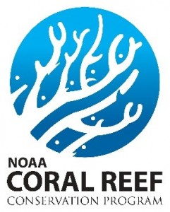 NOAA Coral Reef Logo
