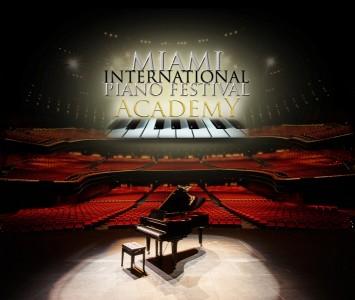LOGO Piano concierto rojo