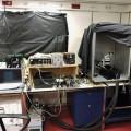 Set-up for shipboard electrophysiology
