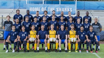 2017 Nova Southeastern University Men's Soccer Photo Day