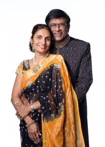Dr. Kiran C. Patel and Dr. Pallavi Patel
