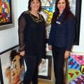 Lynn Lafferty with Attorney Andrea P. Edelman/Executive Director – Debbie's Dream Foundation