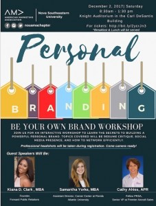 Branding Social media fyler