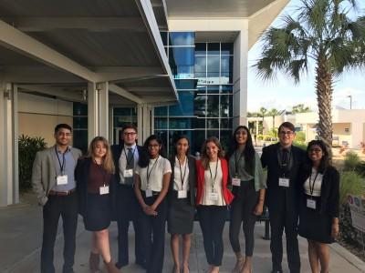NIRA Model UN Team in Gainesville 2017