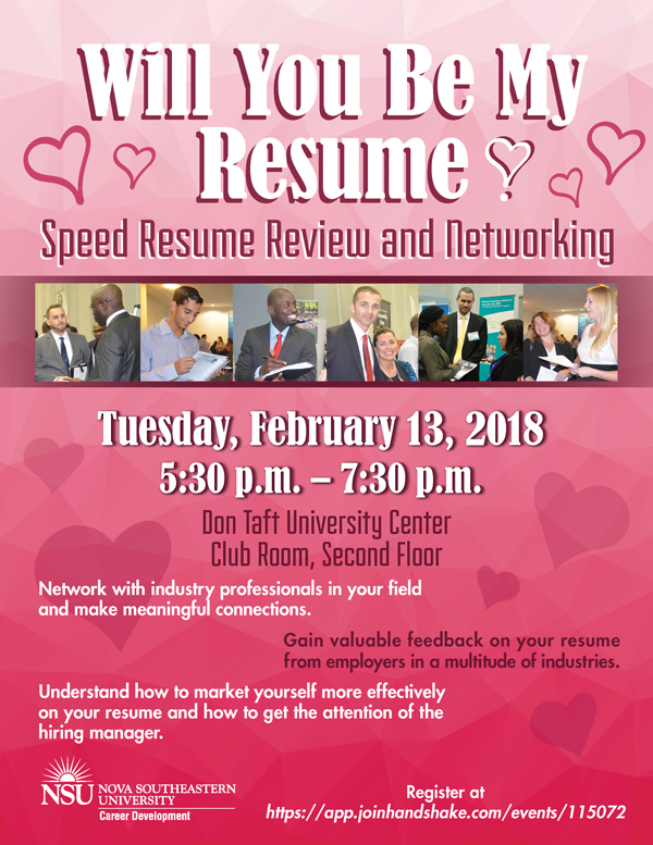 will you be my resume speed resume review and networking feb 13