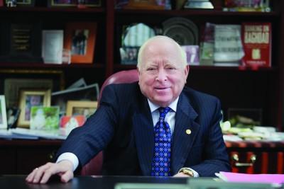 Frederick Lippman, R.Ph., Ed.D.