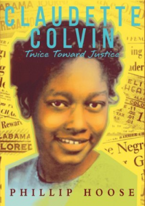 Image Source: Claudette Colvin by Phillip Hoose