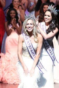 Kelsey Craft Crowning Photo