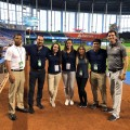 College of Psychology Students Get Real World Experience at Marlins Park