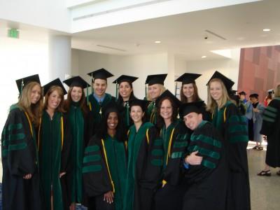 Class of 2008 graduation