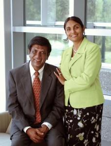 Dr. Kiran C. Patel & Dr. Pallavi Patel.