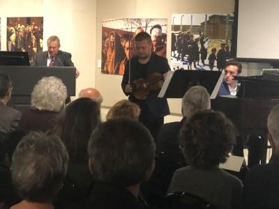 Holocaust Resource Center - Musician Intro