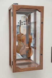 Holocaust Resource Center Violin