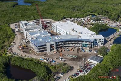 Tampa Bay Regional Campus Aerial 03