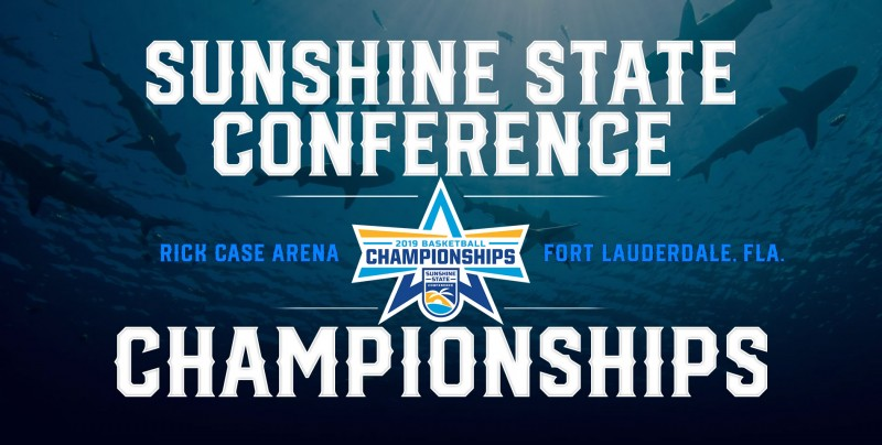 Sunshine State Conference Tournament This Week at Rick Case Arena