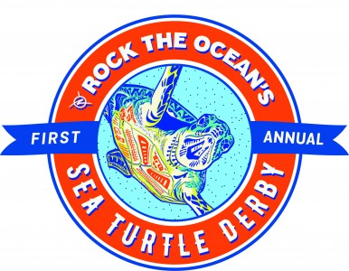Sea Turtle Derby logo 2019